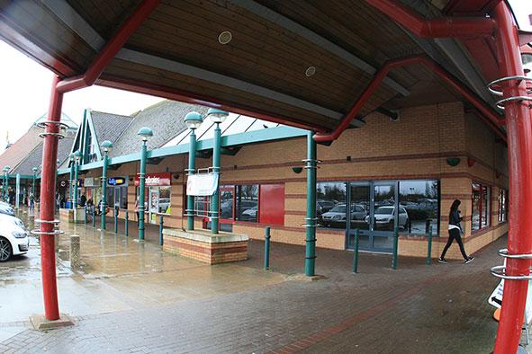 Westcroft local centre