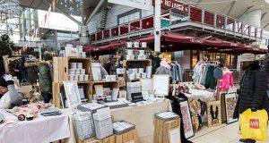 INTU Artisan market returns