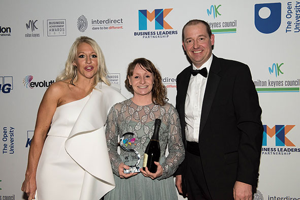 The Parks Trust win at MKBAA