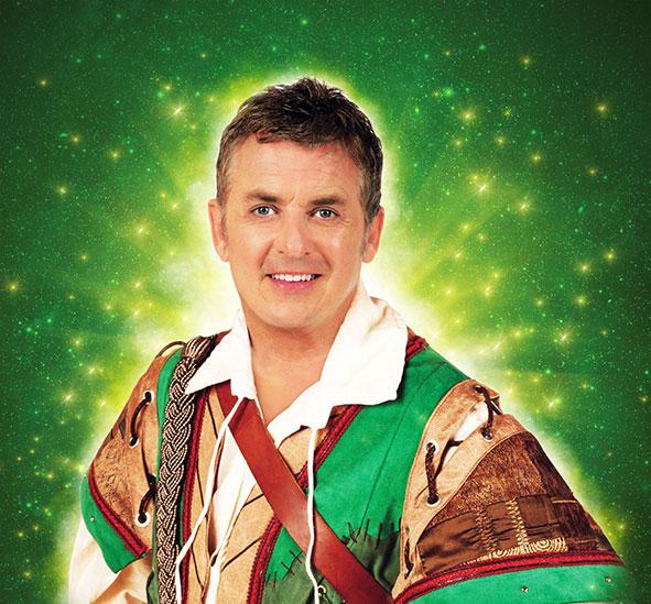Shane Ritchie to star in Milton Keynes Pantomine
