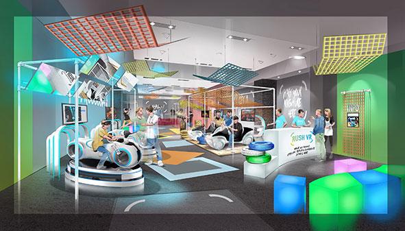 Virtual reality in Milton Keynes