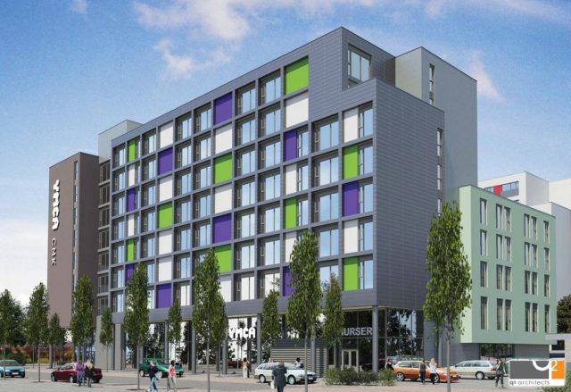 YMCA Milton Keynes new development