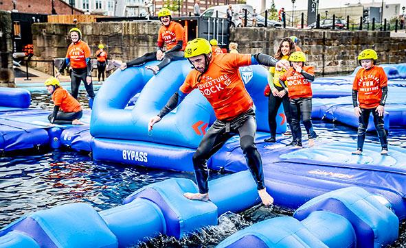 Aquapark comes to Milton Keynes
