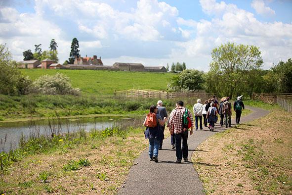 The Parks Trust's Walking Festival
