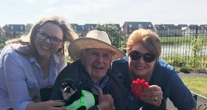 Dog Show at Lakeview Lodge Care Home
