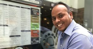 Mo Abdul un Use Our Loos campaign