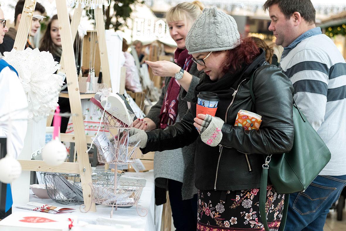 INTU Etsy Christmas Market