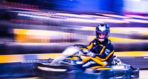 Go Karting in Milton Keynes
