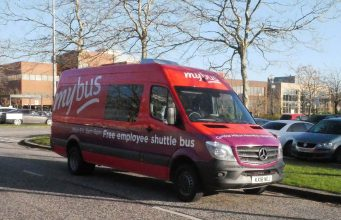 My Bus launches in Milton keynes