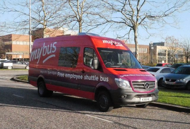 My Bus launches in Milton keynes