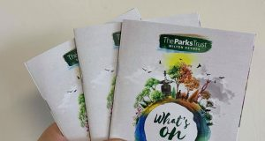 Parks Trust whats on Guide