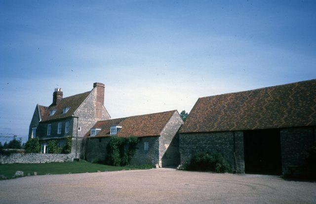 Bradwell Abbey