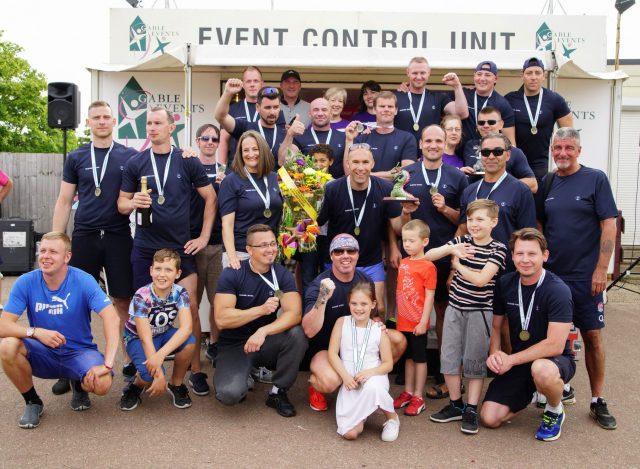 2018 Winning Team - Kuehne + Nagel