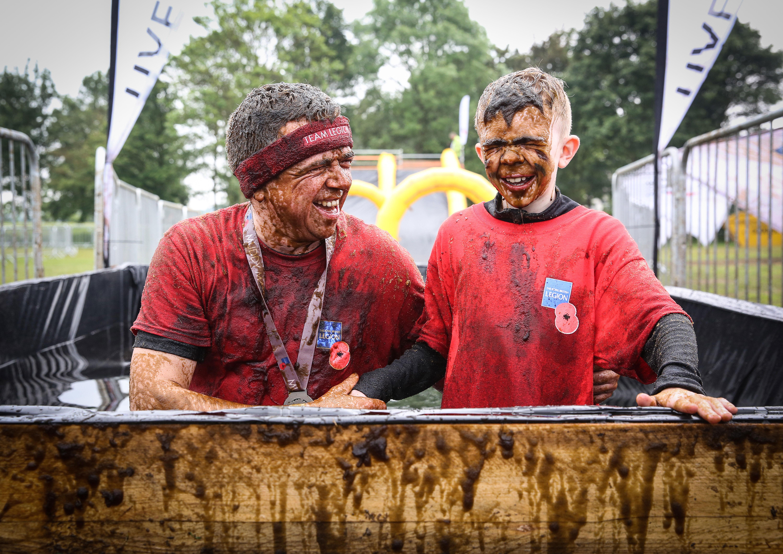 Muddy Mahem in Milton Keynes