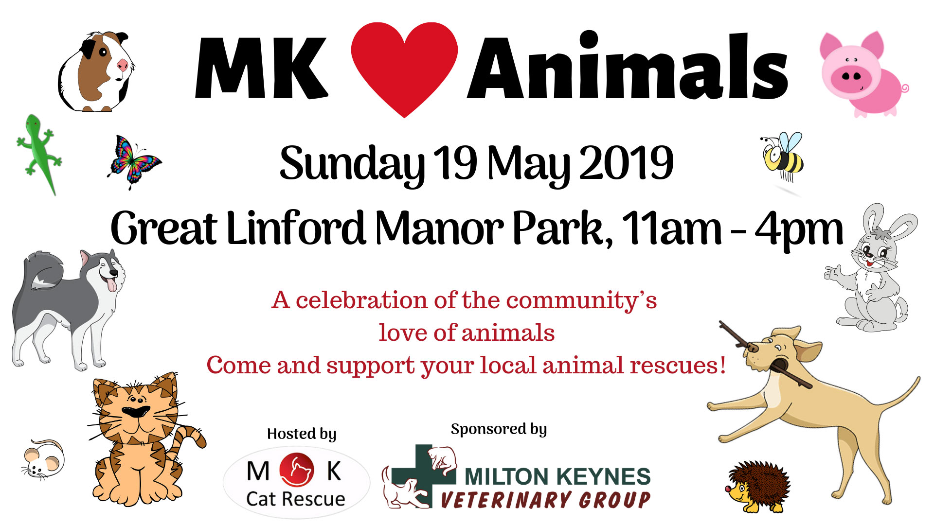 MK Animals Family Fun Day