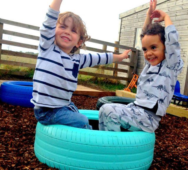 Wellies Day Nursery in North Crawley celebrates their 30th Birthday!