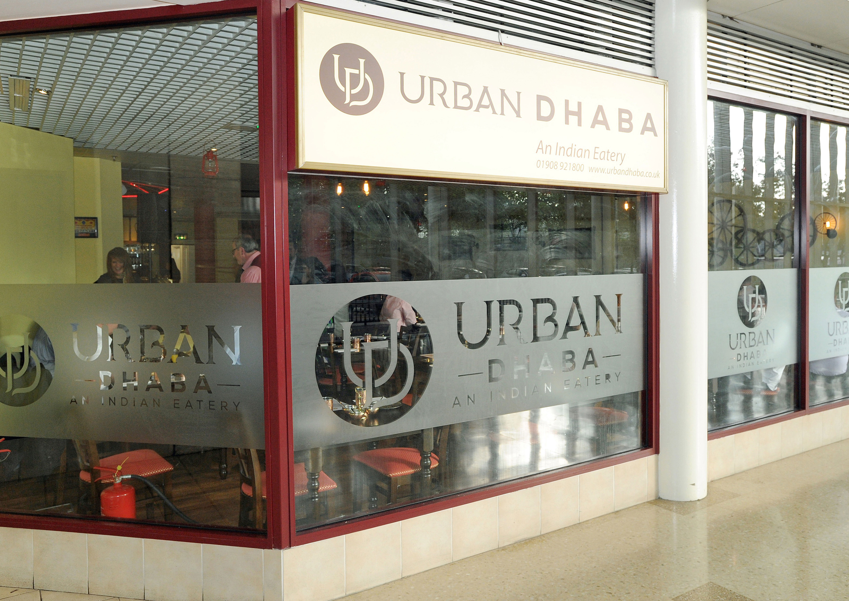 Multi-platter from Urban Dhaba