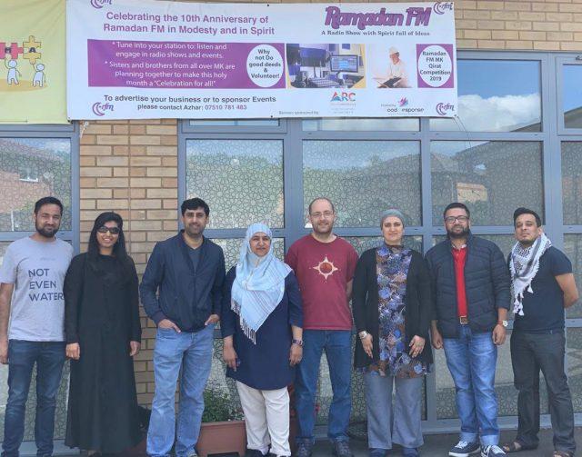 Ramadan FM management team