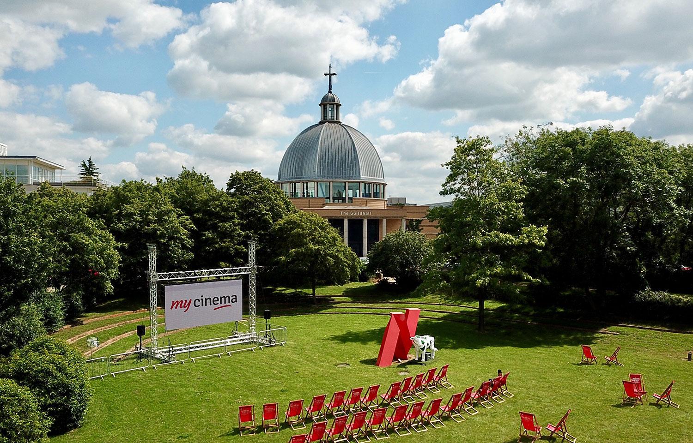 free outdoor cinema comes to Milton Keynes this summer