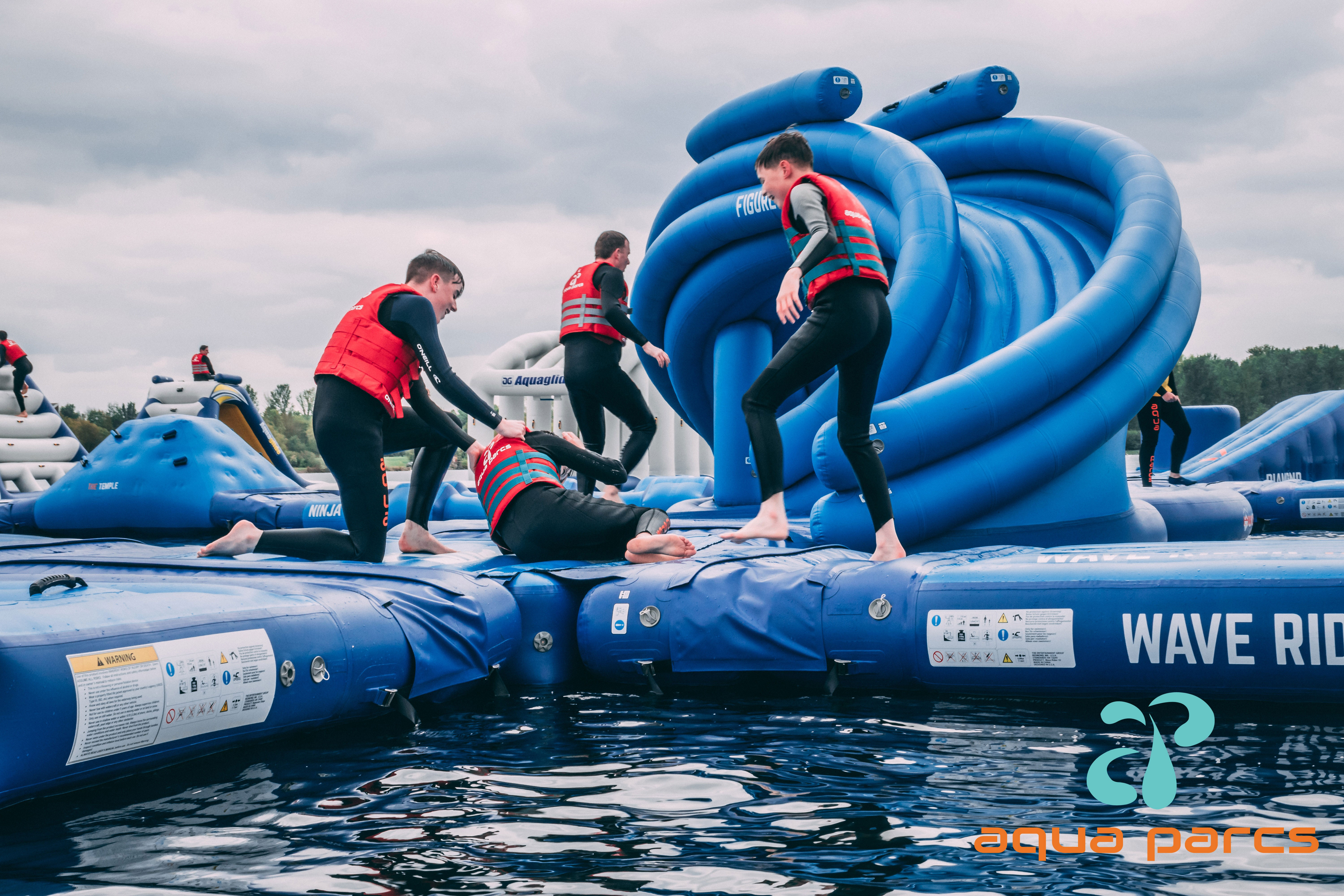 Can your business win the Aqua Parc challenge?