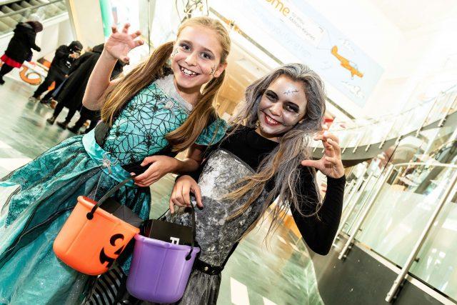 Halloween fun intu Milton Keynes