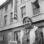 Margaret-Salmons,-owner-of-of-the-Electra-at-Newport-Pagnell—08.10.87–pib-courtesy-of-The-Living-Archive-