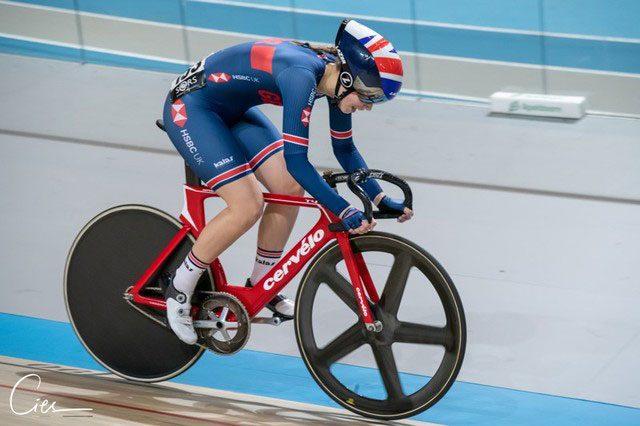 Sophie Lewis Team GB