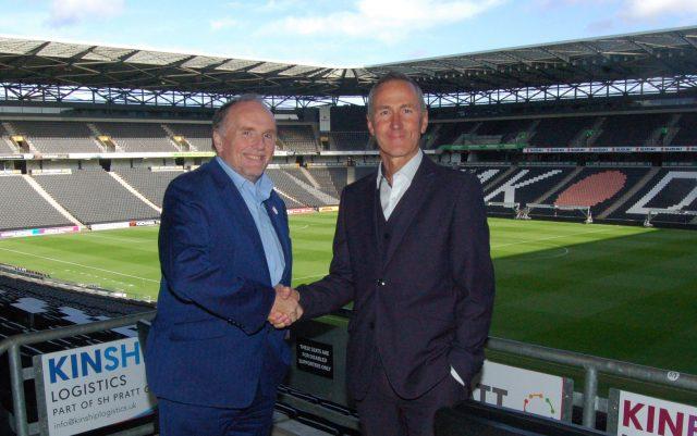 John Cove and Ian Stewart