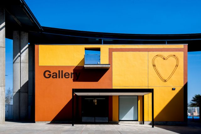 MK Gallery front