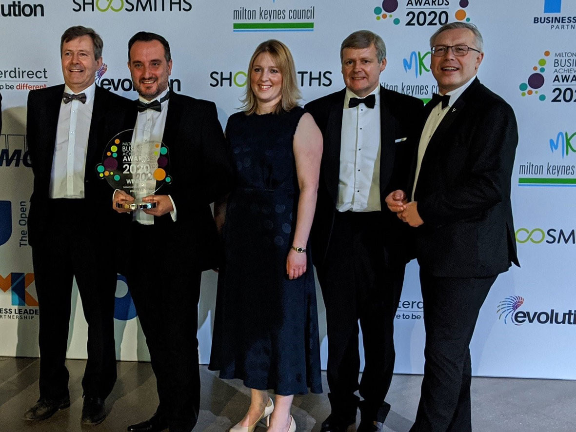 Willen Lake wins at local awards