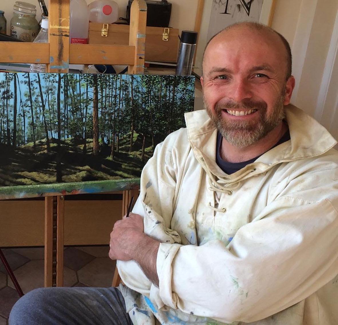Artist Paul Kane