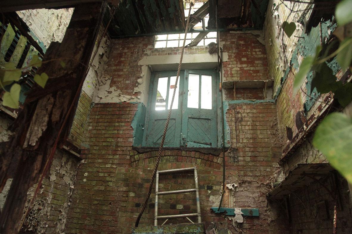 The Derelict Carpenters Shop