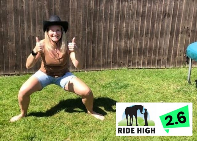 Ride High Two Point Six