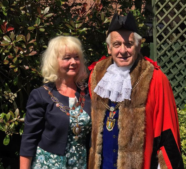 A new Mayor for Northampton