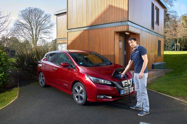 new domestic charging technologies