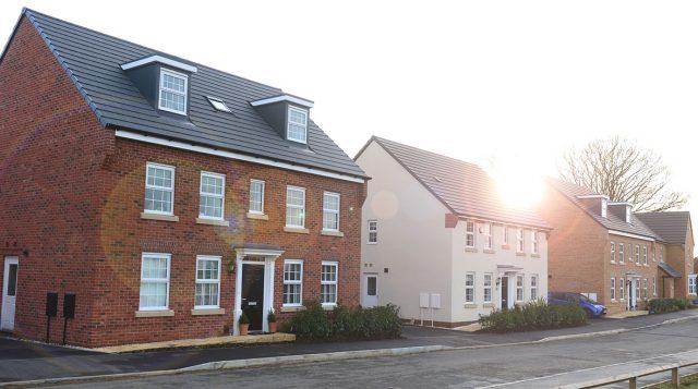 Houses by Barratt Developments