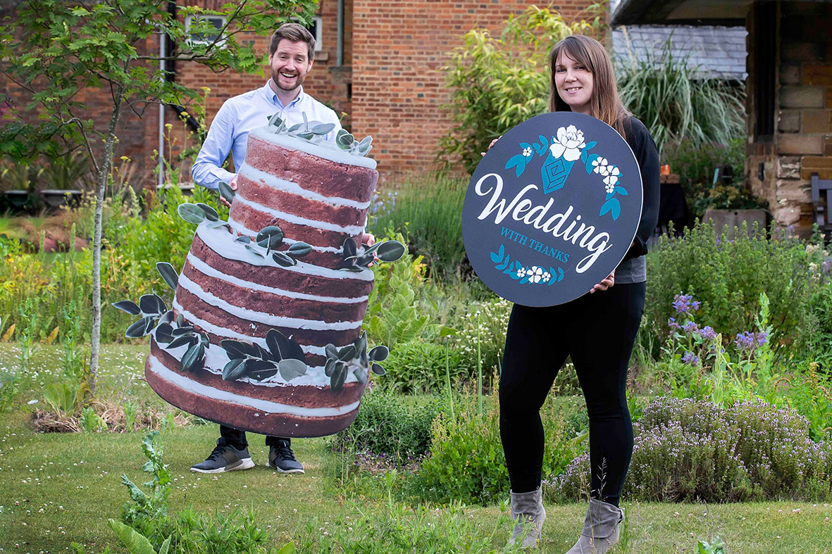 win a wedding at dealer abbey