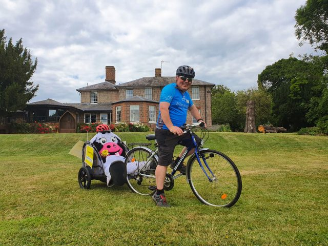 Willen Hospice Cycle Europe Virtual Challenge powered by energie Fitness MK