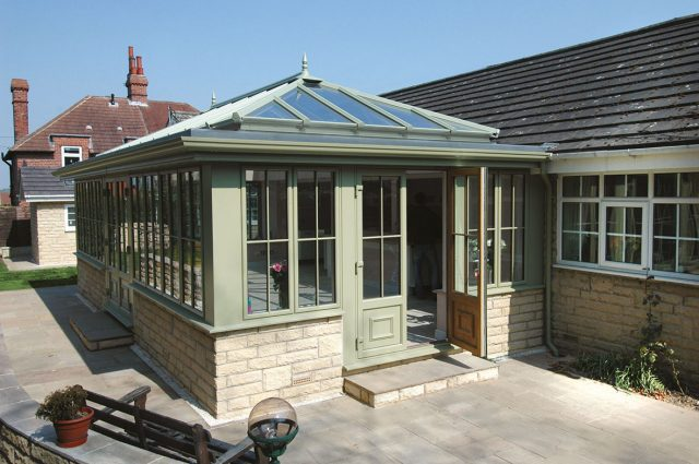 Orangery from T&K Home Improvements