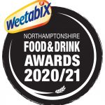 Weetabix Northamptonshire Food and Drink Awards logo