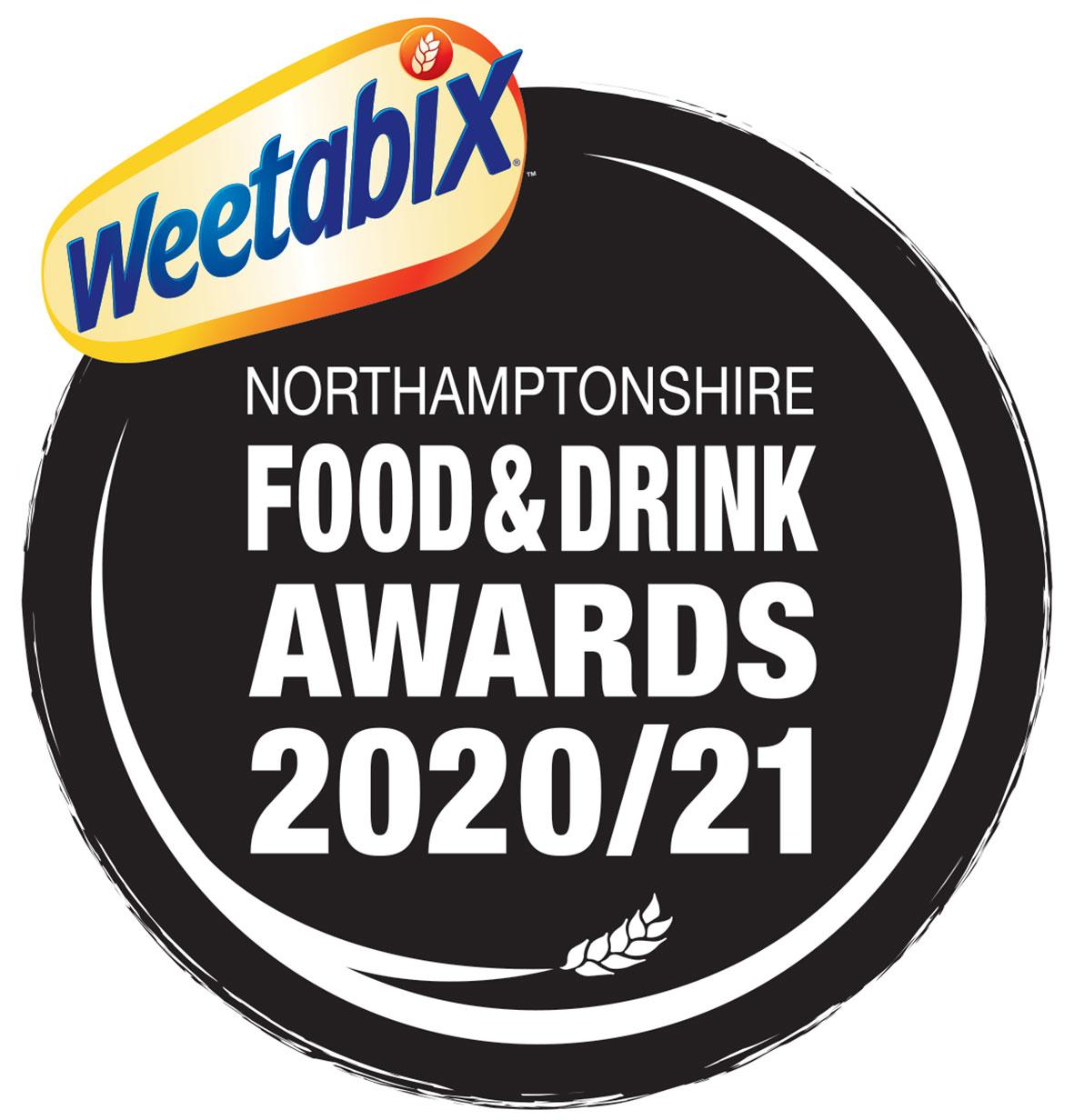 Weetabix Northamptonshire Food and Drink Awards logo
