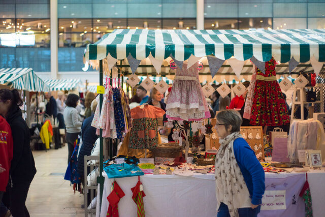 Handmade and Vintage pop-up market