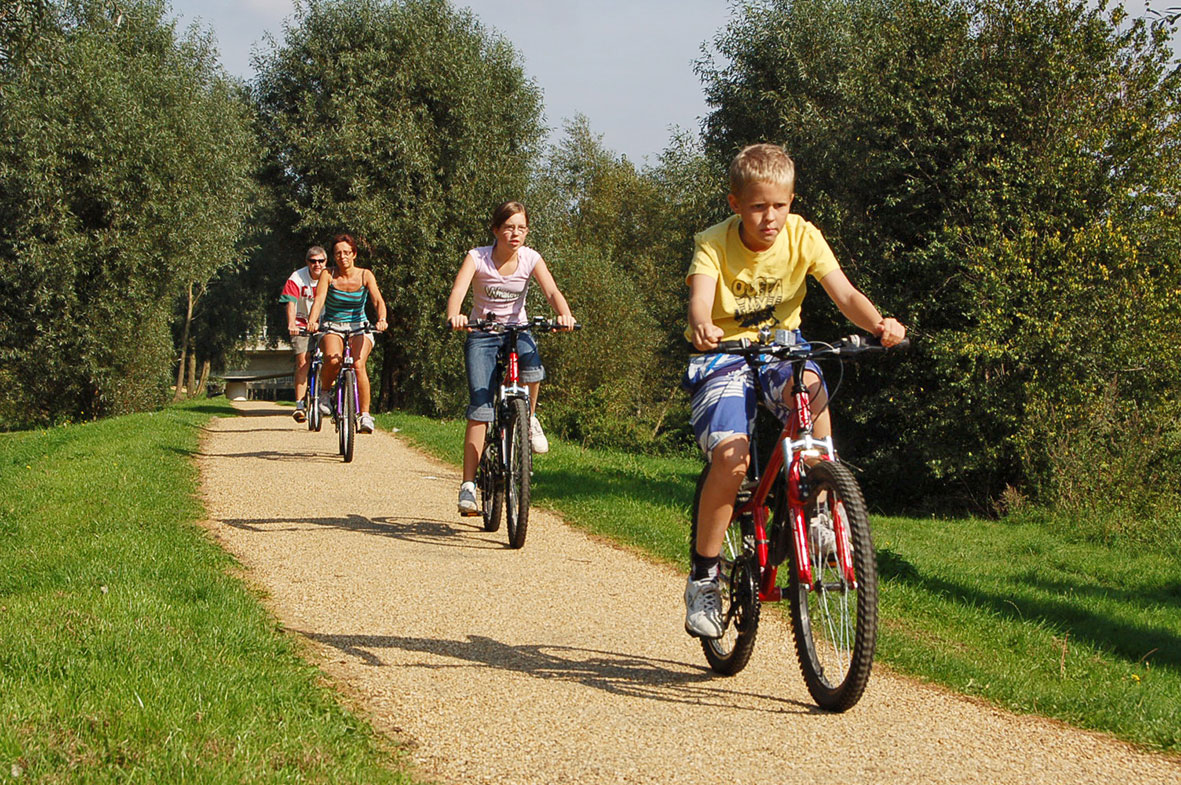 Cycling in Milton Keynes