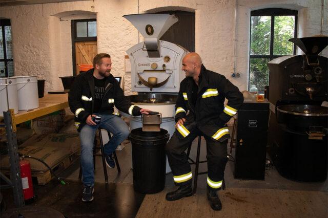 Matt Broxton and Tom Taylor