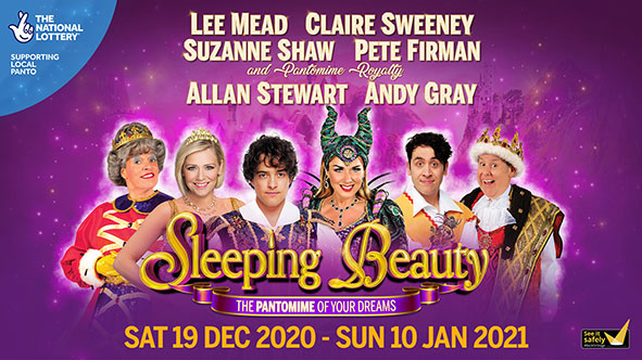 Sleeping Beauty Pants poster