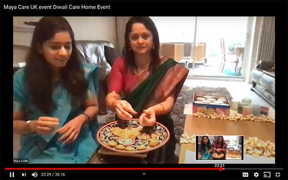Diwali online