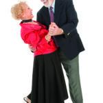 Seniors Dancing – The Dip