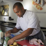 Kenny-Markham-gets-to-grips-with-his-cook-off-ingredients