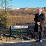 Councillor-David-Hopkins-at-Dankworth-Way