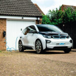 BMW I3 charging from home charger